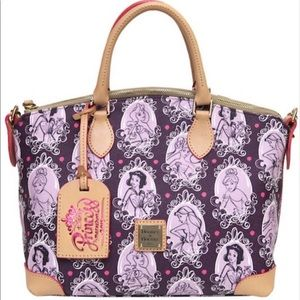 Dooney and Bourke Princess Marathon 2015 purse